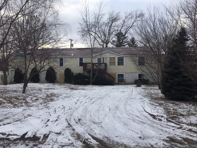 Single Family Home For Sale: 816 Patterson