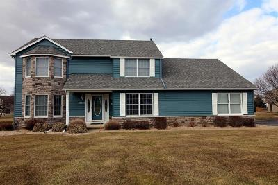 Washtenaw County Single Family Home Contingent - Financing: 2156 Maple Creek Cir