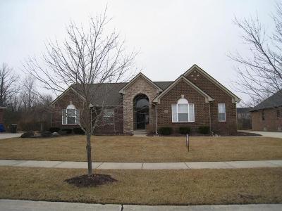 Canton Single Family Home For Sale: 879 Ashton Woods Dr