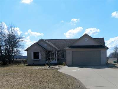 Hillsdale County Single Family Home For Sale: 14419 Kildare Lane