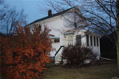 Lansing Single Family Home For Sale: 4008 W St. Joseph Hiwy