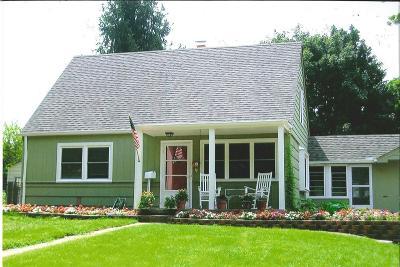 Ann Arbor Single Family Home For Sale: 1904 Crestland St