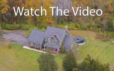 Chelsea Single Family Home For Sale: 16024 Boulder Ridge Ln