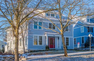 Ann Arbor Single Family Home For Sale: 2026 Geddes Ave