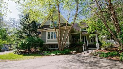 Ann Arbor Single Family Home For Sale: 2620 Geddes Ave
