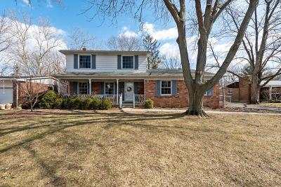 Ann Arbor Single Family Home For Sale: 2797 Seminole Rd