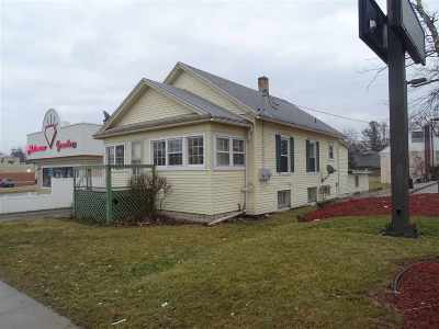 Jackson Multi Family Home For Sale: 1811 W Michigan