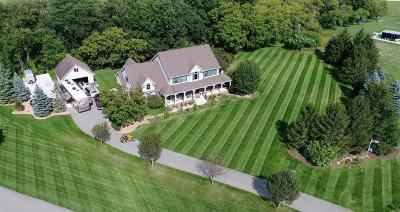 Dexter Single Family Home For Sale: 7202 Mulder