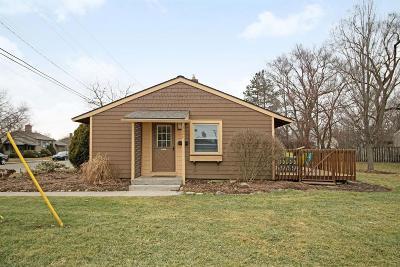 Ann Arbor Single Family Home For Sale: 2600 Pittsfield Blvd