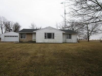 Single Family Home For Sale: 2327 Gorman Rd