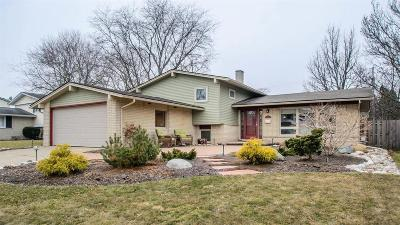 Ann Arbor Single Family Home For Sale: 2779 Georgetown Blvd