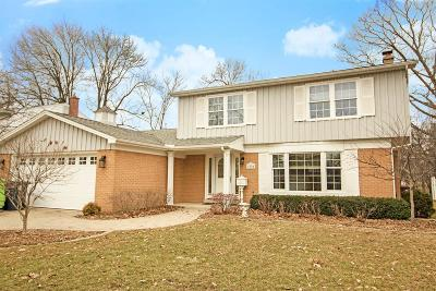 Ann Arbor Single Family Home For Sale: 1530 Dicken Dr