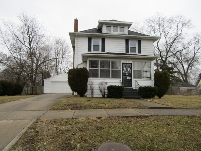 Jackson Single Family Home For Sale: 423 Orange St