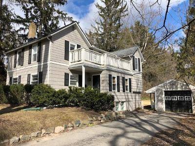 Ann Arbor Single Family Home For Sale: 901 Berkshire Rd