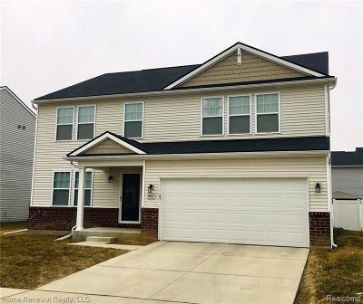 Dexter Single Family Home For Sale: 8417 Walnut Hl