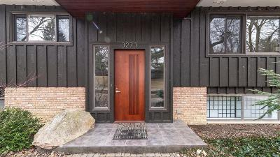Ann Arbor Single Family Home For Sale: 3273 Lakewood Dr