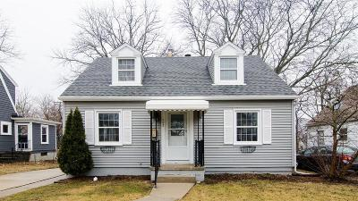 Ann Arbor Single Family Home Contingent - Financing: 402 Snyder Ave