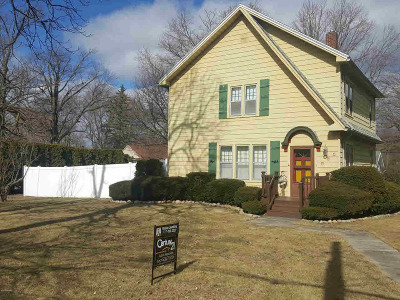 Coldwater Single Family Home Contingent - Financing: 258 Grand Street St