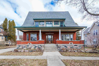 Albion Single Family Home For Sale: 115 E Elm St