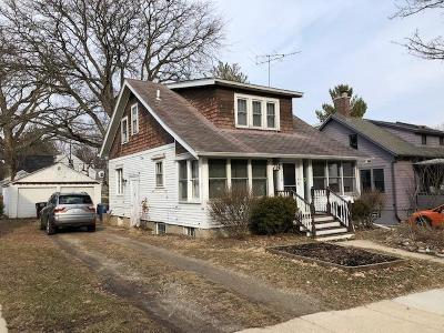Ann Arbor Single Family Home For Sale: 714 5th St
