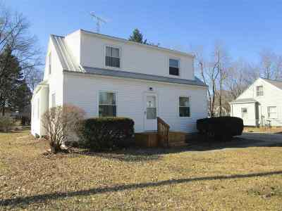 Lenawee County Single Family Home For Sale: 2171 Harold St