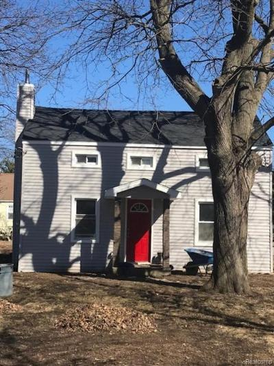 Lenawee County Single Family Home For Sale: 615 W Cummins