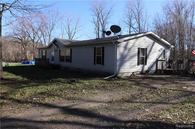 Jackson County Single Family Home For Sale: 8008 Dunn Rd
