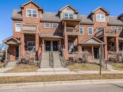 Ann Arbor Condo/Townhouse Contingent - Financing: 2857 Barclay Way