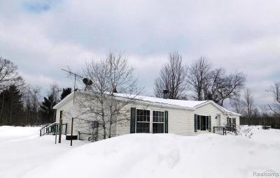 Single Family Home For Sale: 2651 Gunnys Way NE