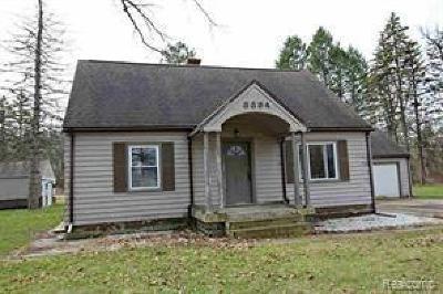 Residential Lots & Land For Sale: 3394 E Carpenter Rd