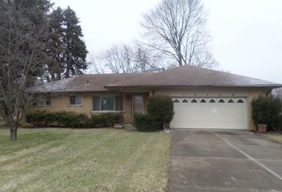 Single Family Home For Sale: 36238 Egan Street