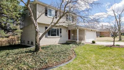 Ann Arbor Single Family Home Contingent - Financing: 2185 Churchill Dr