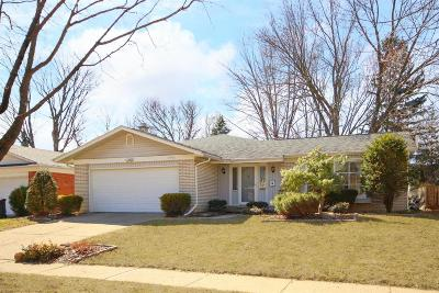 Ann Arbor Single Family Home Contingent - Financing: 3440 Wexford Ct