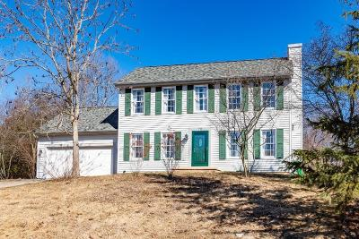 Chelsea Single Family Home Contingent - Financing: 711 Darwin Dr