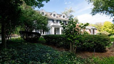 Ann Arbor Single Family Home For Sale: 2125 Devonshire Rd