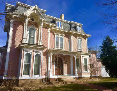Hillsdale County Single Family Home For Sale: 5 Reading Ave