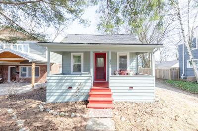 Ann Arbor Single Family Home For Sale: 323 Montgomery Ave