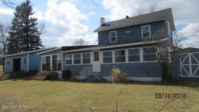 Coldwater Single Family Home For Sale: 234 Nivison's Landing