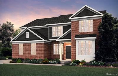 Canton Single Family Home For Sale: 8525 Elmont Cir