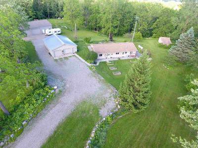 North Adams MI Single Family Home For Sale: $379,000