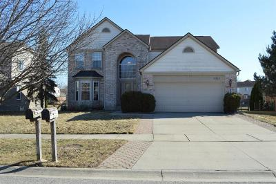 Washtenaw County Single Family Home Contingent - Financing: 6364 Jonquil Ln