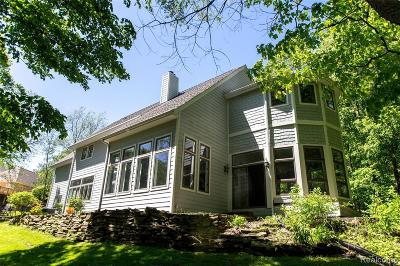 Northville Single Family Home For Sale: 20220 Beck (Private) Rd