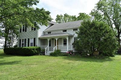Washtenaw County Single Family Home For Sale: 12009 S Maple Rd