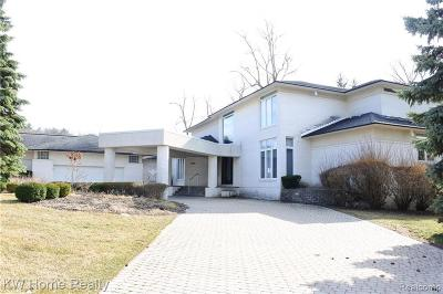 Single Family Home For Sale: 1289 Forest Bay Dr