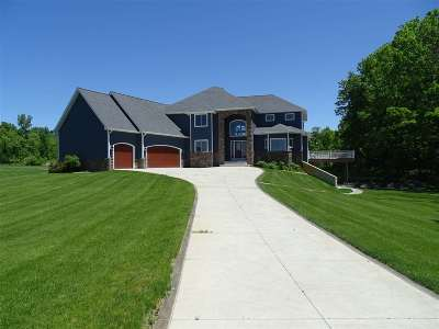 Onsted Single Family Home For Sale: 8414 O'dowling