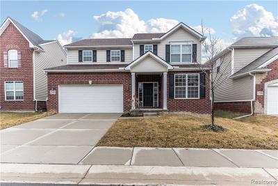 Novi Single Family Home For Sale: 27604 Belgrave Plc