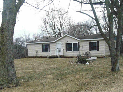 Coldwater Single Family Home Contingent - Financing: 284 Raymond Dr
