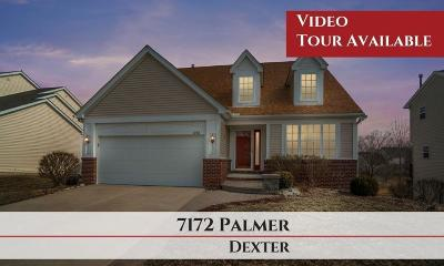 Dexter Single Family Home Contingent - Financing: 7172 Palmer