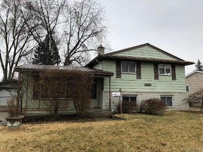 Single Family Home For Sale: 31306 Campbell Rd
