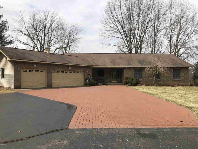 Osseo Single Family Home For Sale: 3414 Briar Dr